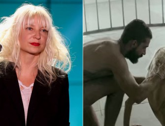 Sia Forced To Apologize After Her New Music Video Draws 'Pedophilia' Claims