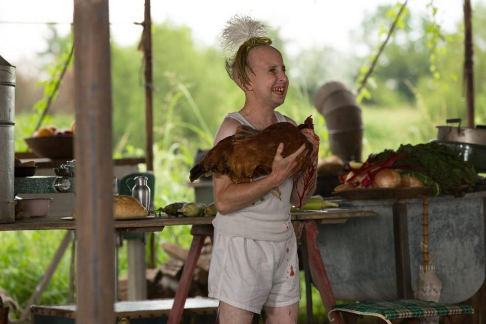Ben Woolf as Meep in American Horror Story