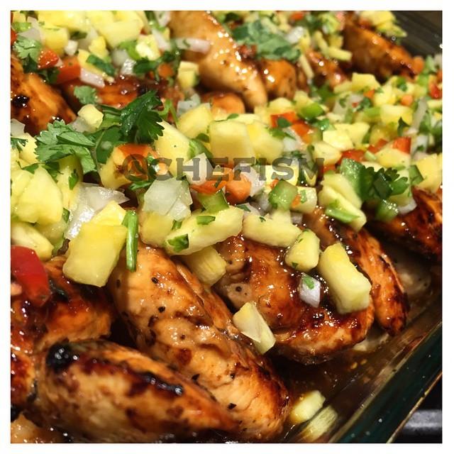 20MAR2015 - Sesame Ginger Chicken