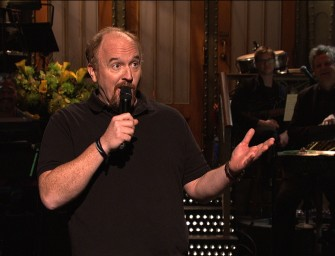 Did Louis C.K. Cross The Line During His SNL Monologue?  Watch His Set, You Decide. (Video)
