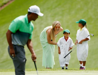 Tiger Woods Taking Lindsey Vonn Breakup Hard, Hasn't Slept In More Than 72 Hours!