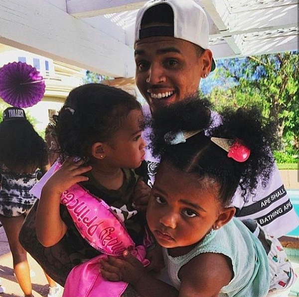 Chris Brown Royalty 1st Birthday Pics - 23JUN2015 - 007