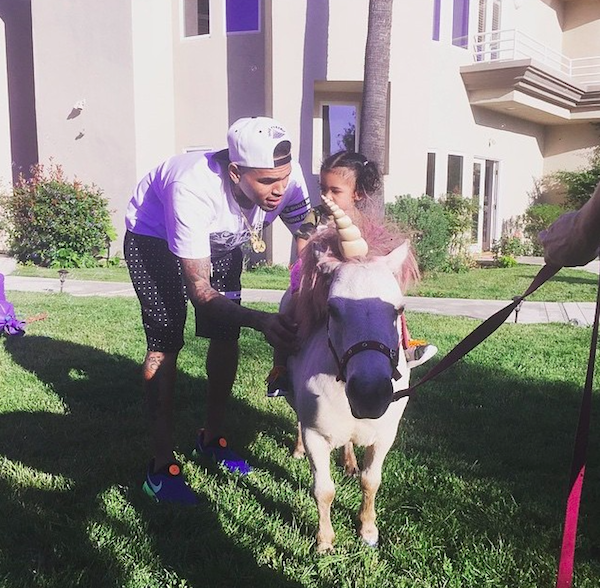 Chris Brown Royalty 1st Birthday Pics - 23JUN2015 - 008