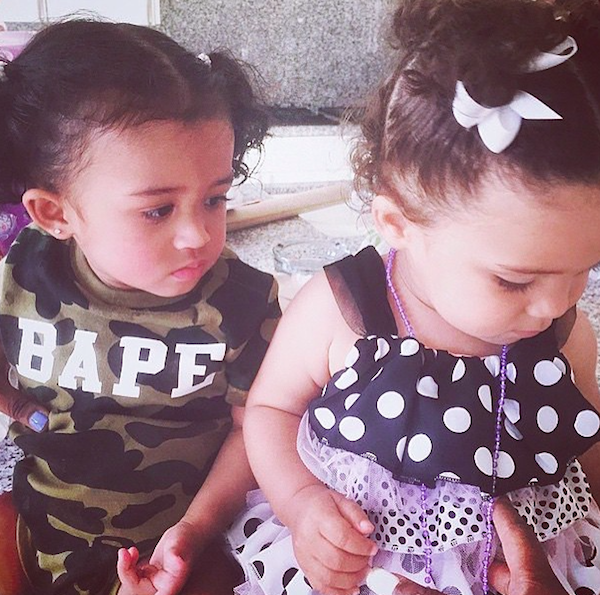 Chris Brown Royalty 1st Birthday Pics - 23JUN2015 - 010