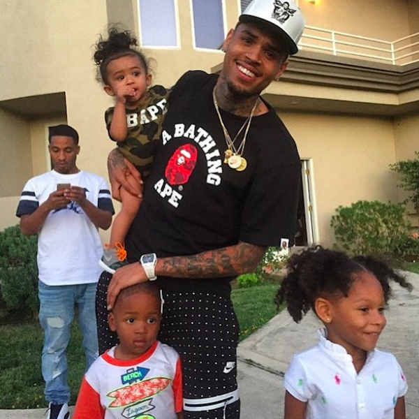 Chris Brown Royalty 1st Birthday Pics - 23JUN2015 - 018