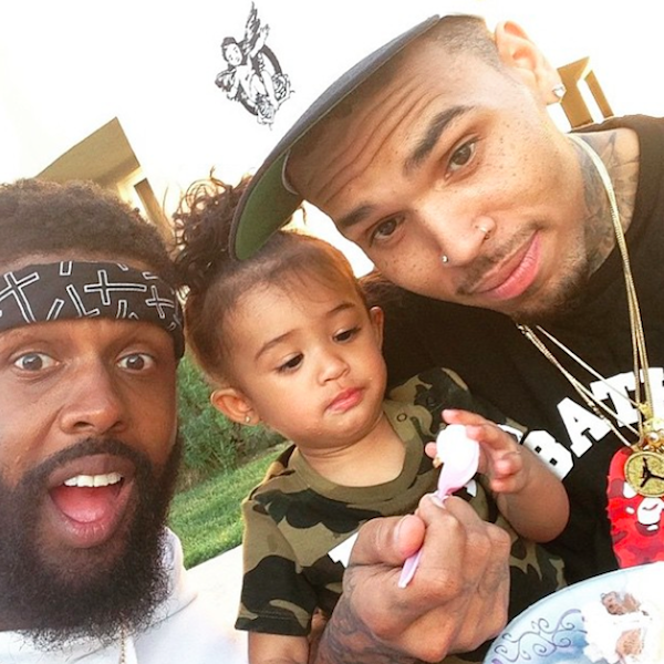 Chris Brown Royalty 1st Birthday Pics - 23JUN2015 - 020
