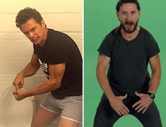 "James Franco Spoofs Shia LaBeouf, Wants You To Just ""POO IT!!!"" (VIDEO)"