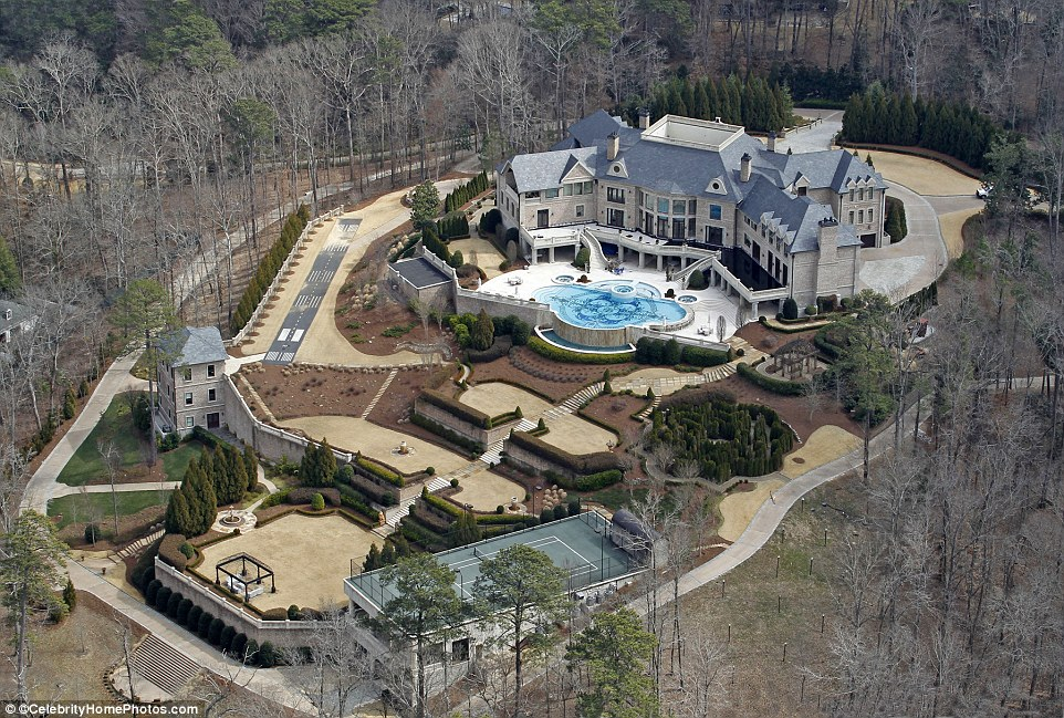 Omg Tyler Perry S House Is Simply Amazing 28 Jaw