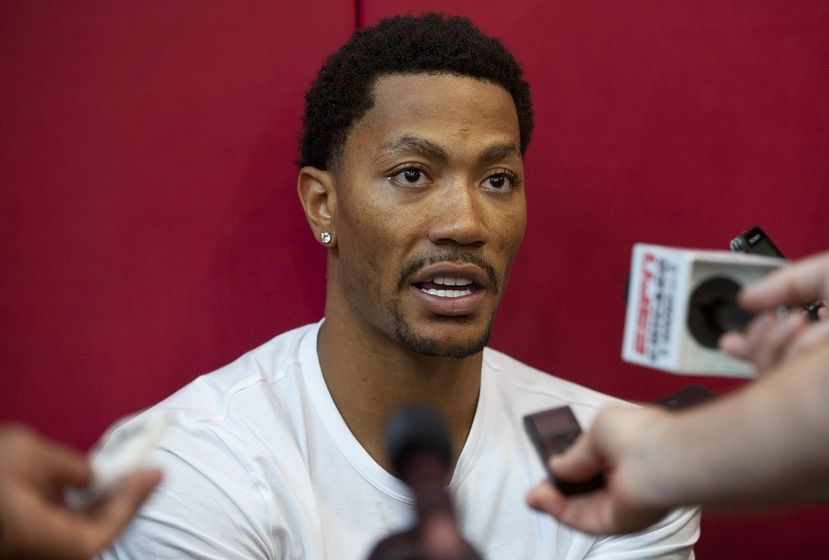 UH OH! Derrick Rose And His Two Close Friends Accused of