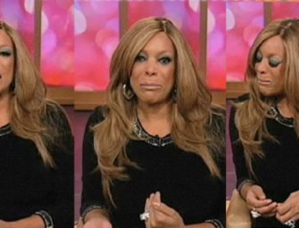 Yikes!  Wendy Williams Opens Season 7 By Revealing That Her Son Was Addicted To Synthetic Drugs And Sent to Rehab!