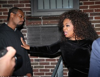 AWKWARD!  National Enquirer Arranges Confrontation Between Oprah and Man Claiming to Be Her Long Lost Son. You Will Never Guess What Oprah Had to Say!?!