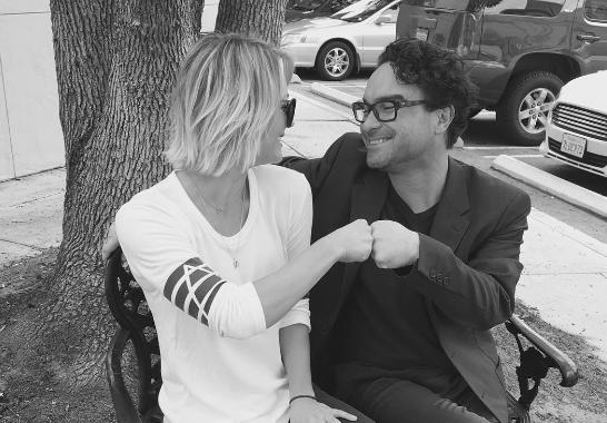 The Big Bang Theory s Kaley Cuoco Engaged to Ryan Sweeting