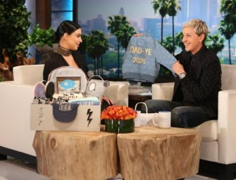 """Most Adorable Photo Of The Week: Ellen DeGeneres And North West Play With """"My Little Pony"""""""