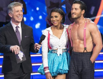 Tamar Braxton's Dancing with the Stars Nightmare, Rushed To Hospital Just Before Live Show…Did She Make It Back?!?