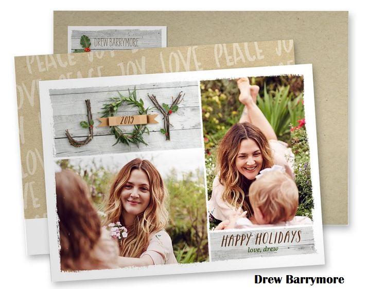 drew-barrymore-christmas-card-2015