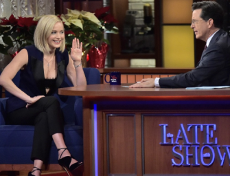 Jennifer Lawrence's Offensive (But Hilarious) Lindsay Lohan Joke Has Cost Her At Least One Fan