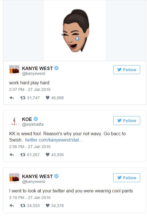 Kanye Vs Wiz - 28JAN2016 2