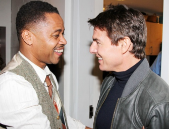 Oh, Snap! Cuba Gooding Jr. Just Called Out Tom Cruise For Having Work Done On His Face! (VIDEO)