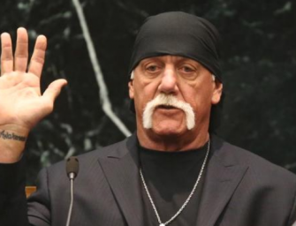 Hulk Hogan Keeps On Winning, Awarded Another $25 Million In Sex Tape Lawsuit To Bring Total To An Impressive $140 Million!