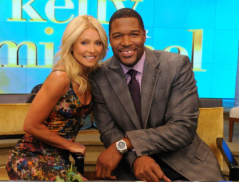 Kelly Ripa Is FURIOUS, Sources Say She Had No Idea Co-Host Michael Strahan Was Leaving Show To Join 'GMA'