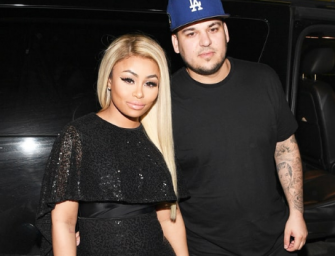 Blac Chyna's Safe Cracked During Home Burglary, Find Out Why She And Rob Believe It Was An Inside Job!