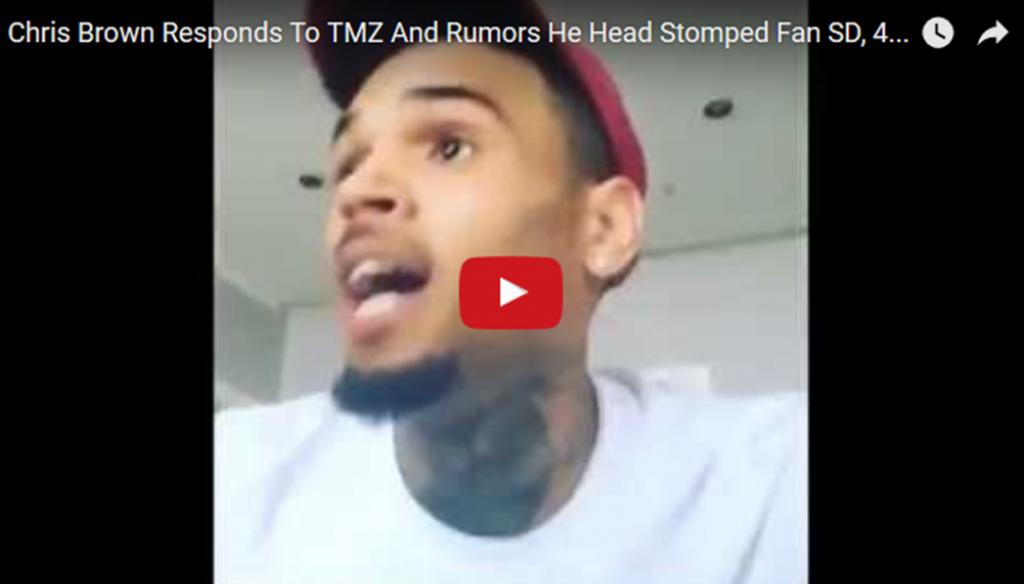 Chris Brown video II