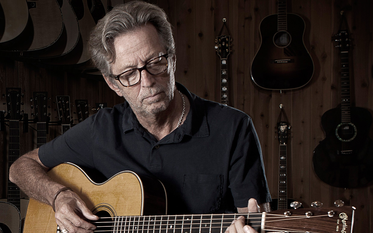 eric clapton – more than words
