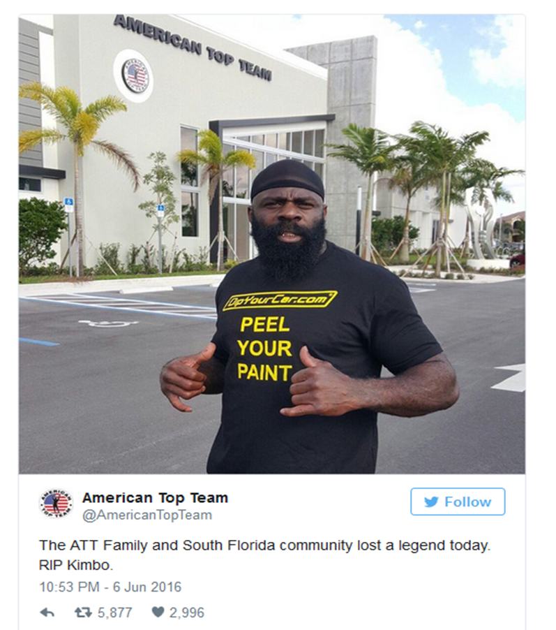 Wait! What? Kimbo Slice Dead At Age 42. Here's What We