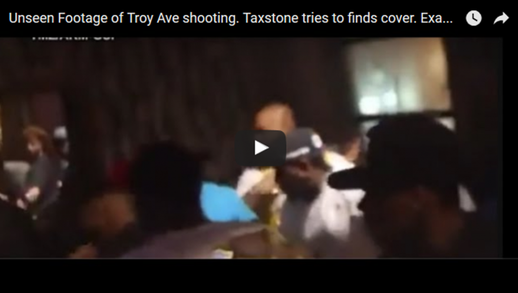 Unforeseen Troy Ave Footage