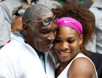 JUST REVEALED!  Father of Serena and Venus Williams Had a Serious Stroke While Daughters Were Competing & Winning at Wimbledon.