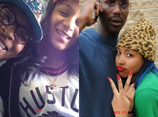 2589b41c7c96 GROWN BUT STILL PETTY! T.I. s Wife Tiny Has EPIC Feud On Social ...