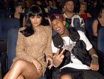 Judge Issues Arrest Warrant For Tyga Just Days Before Kylie's 19th Birthday, And The Kardashians Are Furious!
