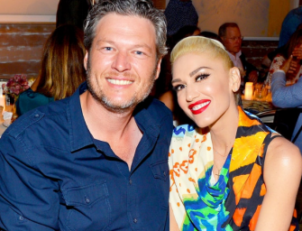 Gwen Stefani Was Asked If She Would Get Married Again, And Her Reaction Has Us Thinking A Wedding Might Be Coming Soon!