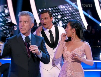 """Ryan Lochte Rushed By Protesters During Debut On Dancing With The Stars: """"It Felt Like Someone Ripped My Heart Out"""" (VIDEO)"""