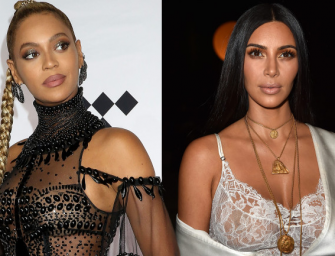 """Is This Why Blue Ivy And North Have Never Had A Play Date? Report Claims Beyonce Has Never """"Genuinely Liked"""" Kim Kardashian!"""