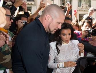 Did Kim Kardashian Fire Family Bodyguard Pascal Duvier? We Got All The Answers Inside…