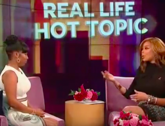 A Daughter by Suge Knight and a Son by Dr. Dre! Michel'le Talks to Wendy About Her Upcoming Biopic and How Shockingly Violent Both Men Were (Video)