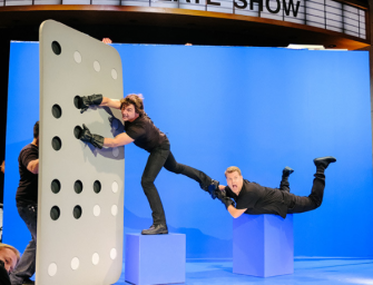 Take A Trip Down Tom Cruise Lane: James Corden And Cruise Act Out His Films In Hilarious 'The Late Late Show' Skit (VIDEO)