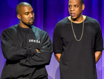 """Kanye West Goes On Another Rant, And This Time He's Going After Jay Z: """"Our kids have never even played together"""""""