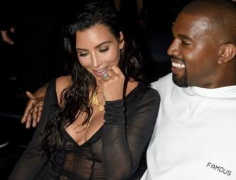 Kanye West Was Having Intense Nightmares Following Kim Kardashian's Robbery, Hasn't Been Able To Sleep