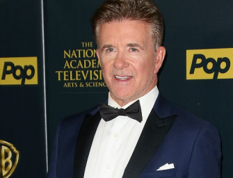 """Alan Thicke Was Reportedly Joking With Friends Just Minutes Before His Death: """"No One Believed He Was Seriously Ill"""""""