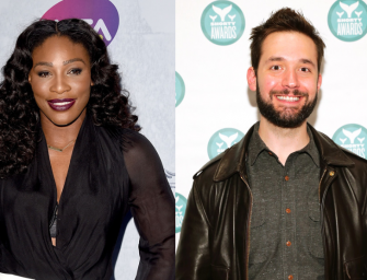 Sorry Drake: Serena Williams Is Engaged To Reddit Co-Founder Alexis Ohanian