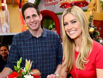 'Flip or Flop' Stars Plan To End Marriage After Bizarre Incident At Family Home, HGTV Says Series Will Continue
