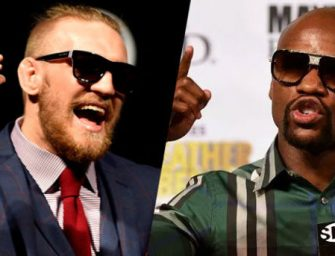 ADVANTAGE FLOYD!  Floyd Mayweather Posts this Conor Mcgregor Remix Video on Social Media.  Find Out Exactly Why it has Received a Staggering 197,688 Comments!