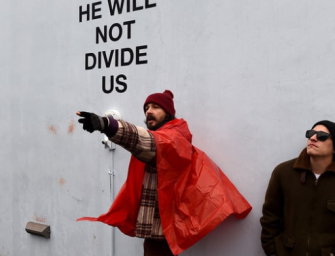 Shia LaBeouf Arrested For Assault During His Anti-Trump Livestream In NYC, We Got All The INTENSE Videos Inside!