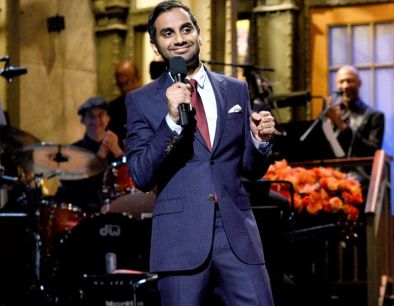 Aziz Ansari Compares Donald Trump To Chris Brown During SNL, Chris Brown Responds In A Very Trumpy Way By Throwing Out A Racist Remark