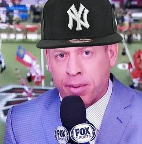 People On Twitter Are Going Crazy After Realizing That NFL Legend Troy Aikman Looks Exactly Like Jay Z (TWEETS + PHOTOS)