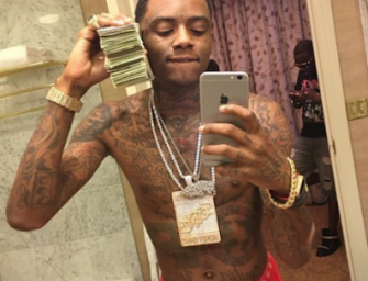 Soulja Boy's Home In Hollywood Was Burglarized, Over $10,000 In Cash Missing…Is There A Chris Brown Connection?