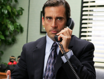 Steve Carell Shocks Fans Of 'The Office' By Announcing It Will Be Returning To NBC, But Was He Serious?