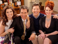 It Is Official: Will & Grace Returning To Network TV, NBC Has Ordered 10 New Episodes!